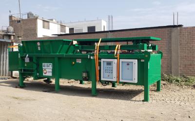 Entrega planta de transferencia de Residuos a Disal